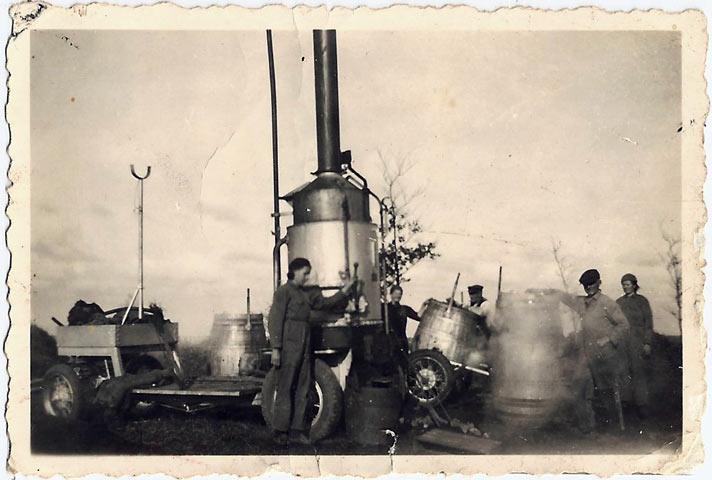 Aardappelstomer 1938