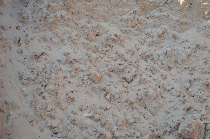 Woudzand |Steviger dan Vulzand, ook te gebruiken in de zandbak, maar uitermate geschikt onder de fundering van uw schuur/huis.