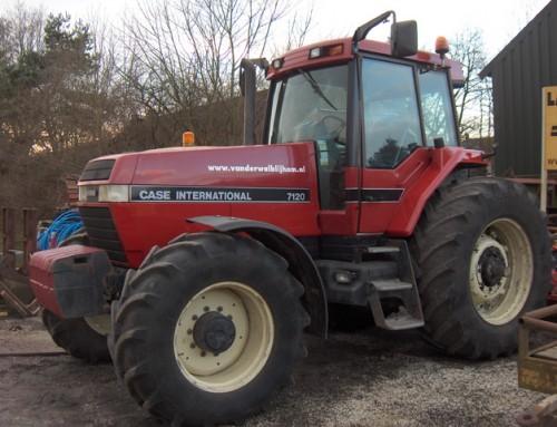 Tractor Case International 7120