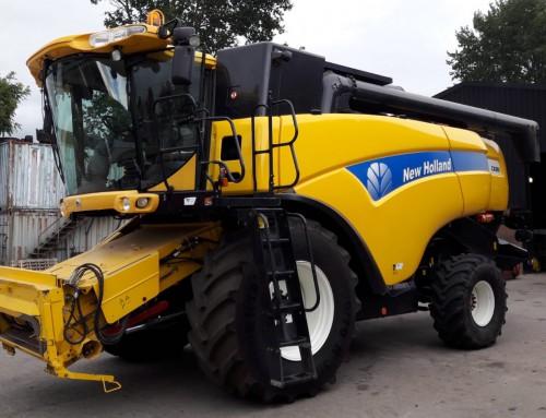 Maaidorser New Holland CX 860